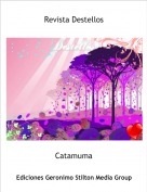 Catamuma - Revista Destellos