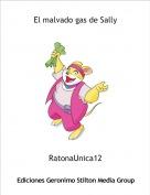 RatonaUnica12 - El malvado gas de Sally
