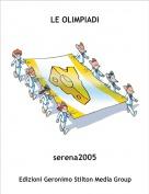 serena2005 - LE OLIMPIADI