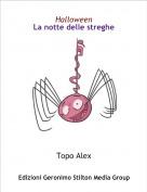 Topo Alex - Halloween La notte delle streghe