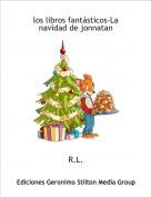 R.L. - los libros fantásticos-La navidad de jonnatan