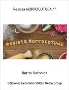 Ratita Ratonica - Revista MORROCOTUDA 1ª
