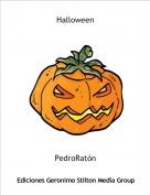 PedroRatón - Halloween