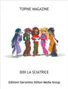 DIDI LA SCIATRICE - TOPINE MAGAZINE