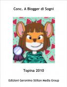 Topina 2010 - Conc. A Blogger di Sogni