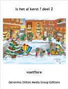 voetflore - is het al kerst ? deel 2