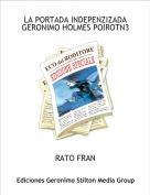 RATO FRAN - LA PORTADA INDEPENZIZADAGERONIMO HOLMES POIROTN3