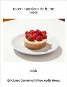 mob - receta tartaleta de frutos rojos