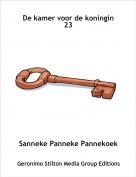 Sanneke Panneke Pannekoek - De kamer voor de koningin 23