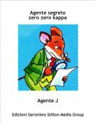 Agente J - Agente segretozero zero kappa