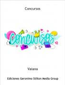 Vaiana - Concursos