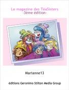 Marianne13 - Le magazine des TéaSisters -3éme édition-