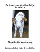 Piepelientje Muizenberg - De Avonturen Van Het KalfjeAnnelies 4
