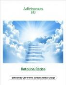 Ratolina Ratisa - Adivinanzas (4)