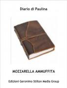 MOZZARELLA AMMUFFITA - Diario di Paulina