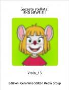Viola_13 - Gazzeta stellata!END NEWS!!!!