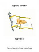 topoaida - i giochi del sito