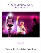 GUADI - TU CARA ME SUENA MAUSE ESPECIAL 2014