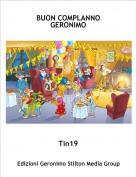 Tin19 - BUON COMPLANNO GERONIMO