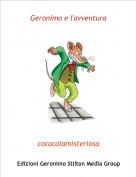 cocacolamisteriosa - Geronimo e l'avventura
