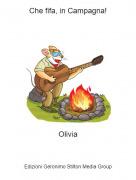 Olivia - Che fifa, in Campagna!