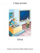 Olivia - il topo piccolo