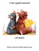 LIPUNDA - I miei oggetti topizzati