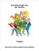 mopje - prenten boek van de familie