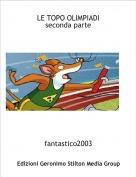 fantastico2003 - LE TOPO OLIMPIADI seconda parte
