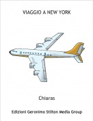 Chiaras - VIAGGIO A NEW YORK