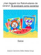 Saioa - ¡Han llegado los RatoAvatares de verano! Te explicare como ponerlos