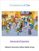 AlexandraTopandra - Il Compleanno Di Tea
