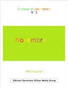 Mikimouse - Il mese di novembre N°3