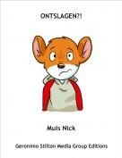 Muis Nick - ONTSLAGEN?!