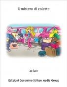 arian - il mistero di colette