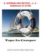 Topo In Camper - IL GIORNALINO ESTIVO - n. 3 - Settimana 21-27/06