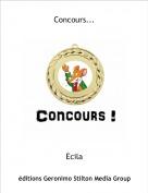 Ecila - Concours...