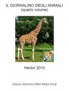 Hector 2010 - IL GIORNALINO DEGLI ANIMALI(quarto volume)