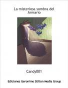 Candy001 - La misteriosa sombra del Armario