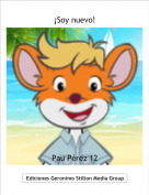 Pau Pérez 12 - ¡Soy nuevo!