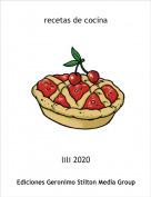 lili 2020 - recetas de cocina