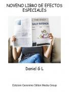 Daniel G L - NOVENO LIBRO DE EFECTOS ESPECIALES