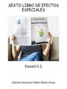 Daniel G L - SEXTO LIBRO DE EFECTOS ESPECIALES