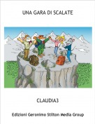 CLAUDIA3 - UNA GARA DI SCALATE