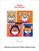 Rayo10 - MagiaPersonajes