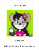 ratogaby - concurso iria