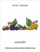 alessio2005 - arriva l^autunno