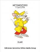 DJAR - METOMENTODO Y LA CITA