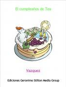 Vazquez - El cumpleaños de Tea