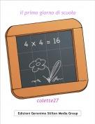 colette27 - il primo giorno di scuola